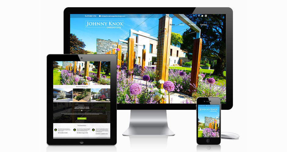 Johnny Knox Garden Design