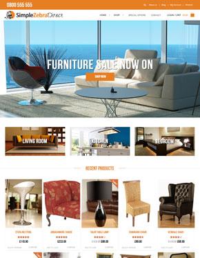 SZD eCommerce Web Design