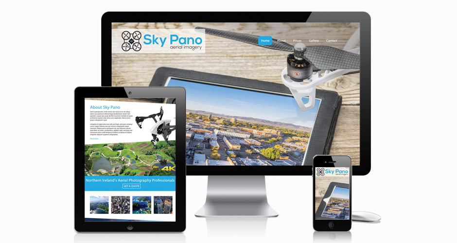 Sky Pano Website