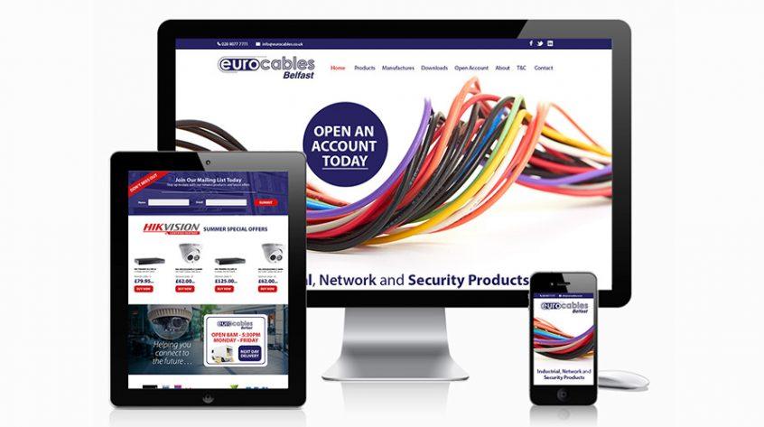 Eurocables Website