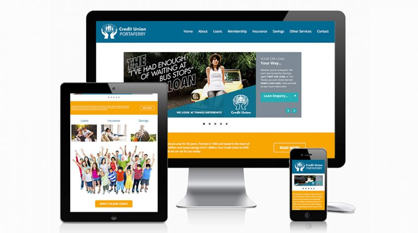 Portaferry Credit Union Website